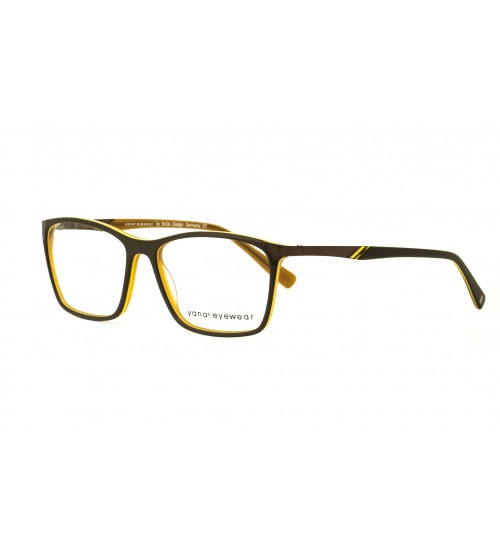 dámské brýle yana 2245 c68 brown