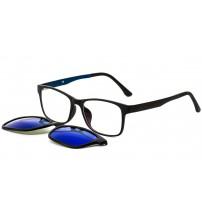 dioptrické brýle TJ003 C4 se zrcadlovým klipem