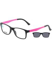 junior brýle point 6065 c2 se slunečním klipem