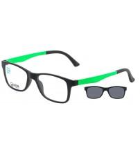 junior brýle point 6065 c3 se slunečním klipem